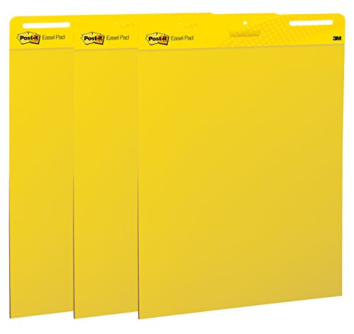post it chart paper Post-it® easel pads post-it® super sticky recycled paper easel pads 2 pack includes: 2 white easel pads  2 white flip charts, 40 sheets per pad.