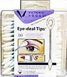 Victoria Vogue Eye-Deal Tips 100% Cotton 80/pk