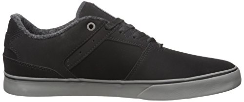 Low Grey homme skateboard Reynolds Emerica de Vulc The Chaussures Black zq0UE4