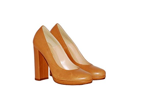 Hohe Pumps Decollete aus Leder Damen RIPA shoes - 55-307