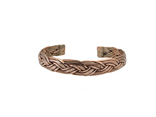 Hand Crafted Copper Bracelet Nepal
