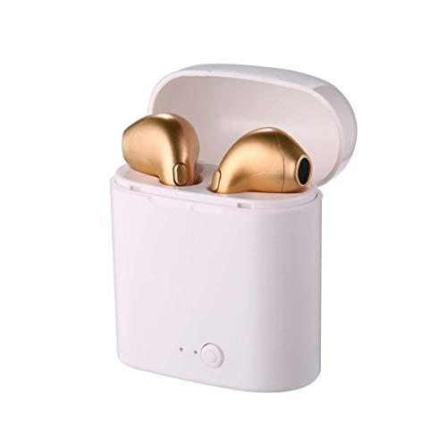 MinGe General Stereo in-Ear Earphones Earbuds Handsfree Bluetooth Sport Wireless Headset Double Ears/Single Ear
