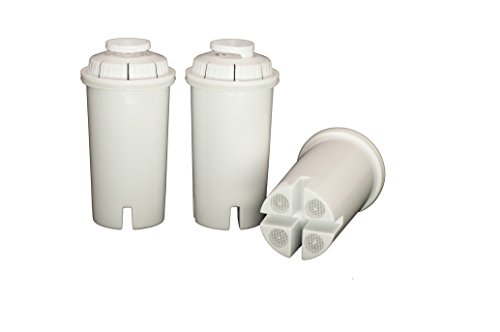 Sapphire Replacement Water Filters, 3-Pack