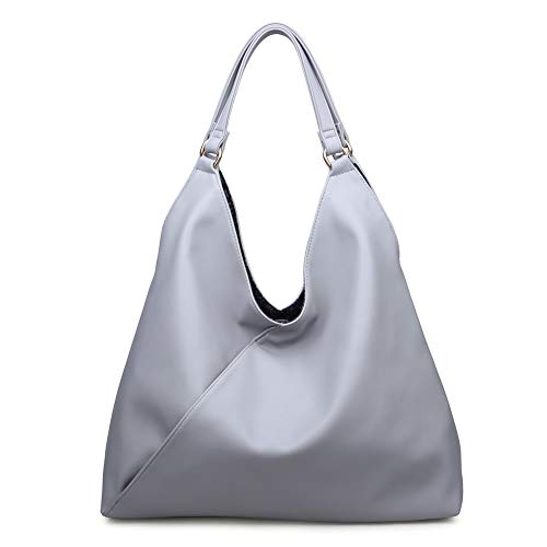 Handbag Stylish Moda Assorted Hobo Colors Everest Luxe Grey Women's qZXX1Sw