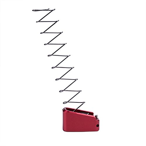GVN TTI Firepower Base Pad for Glock 43 +2 (Red)