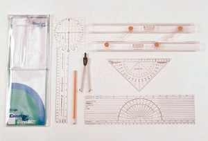 Davis Instruments Charting Kit (Pkg. 6 Pieces - Chart Tools Navigation