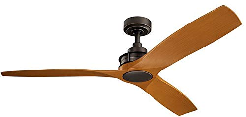 Kichler 300356OZ Transitional 56``Ceiling Fan from Ried Collection in Bronze/Dark Finish