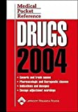 Medical Pocket Reference : Drugs 2004, Springhouse Publishing Company Staff, 1582552460