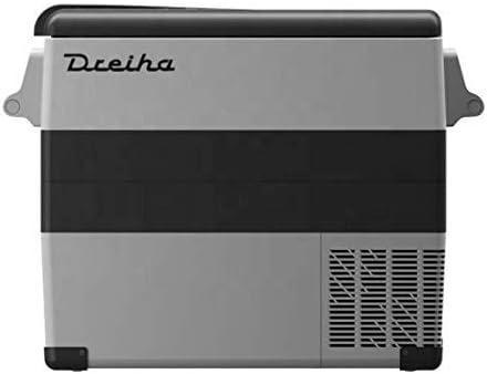 Dreiha CBX55 - Nevera Portátil con Compresor LG, CoolingBox 55, Conexiones 12V / 24V 0 110V/ 220V, Enfriamiento de -20ºC a +20ºC. Incluye Cesta ...