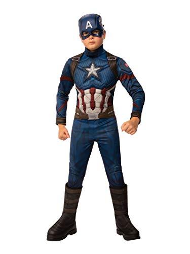 Rubie's Marvel Avengers: Endgame Deluxe Captain America