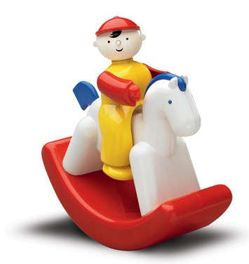 Ambi Rocky Jockey Toy from Ambi Toys
