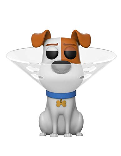 Funko Pop! Movies: Secret Life of Pets 2 - Max in Cone ()