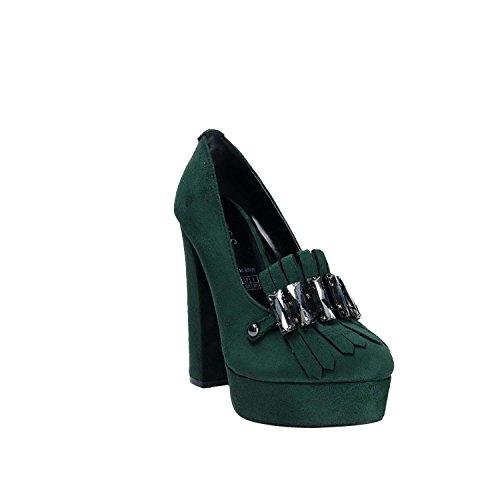 Femmes Guess Flmrn4 Decolletè Green Fab14 zpwq4PCTnw