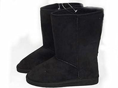 6af1a8c75ada13 Damen Stiefel Grösse 39 Schwarz  Amazon.de  Schuhe   Handtaschen