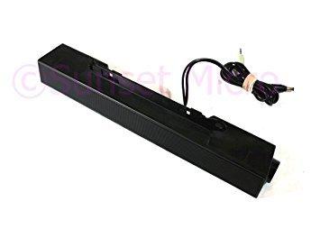 Dell Genuine AX510 Ultrasharp Speakers 0C730C C730C (Bar Ax510 Dell Sound)