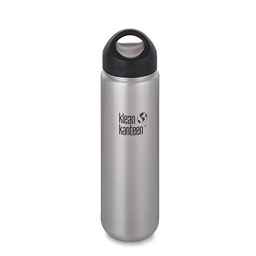 Loop Cap (Klean Kanteen Wide Mouth Bottle with Stainless Loop Cap)