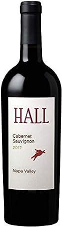 Hall Napa Valley Cabernet Sauvignon 2017 750ml
