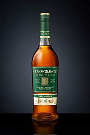 Glenmorangie Glenmorangie The QUINTA RUBAN 14 Years Old Highland Single Malt Scotch Whisky 46% Vol. 0,7l in Giftbox - 700 ml