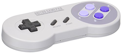 8Bitdo FBA_intell2016111607 SNES30 Wireless Bluetooth