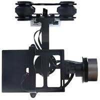 QJ Walkera G 2D Brushless Gimbal for Ilook GoPro Hero 3 on DJI Phantom X350 Pro Hot