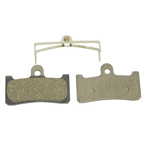 - Resin Disc Brake Pads & Spring Fits XT M755