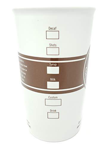 Buy starbucks white mugs 16 oz