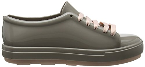 Grey 1086 Melissa Women's Stone Be Hi Contrast 20 Trainers Top w4Yg4qrx