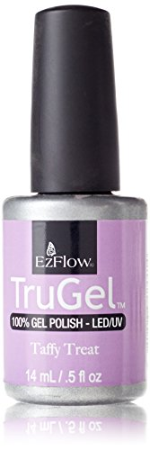 EZ Flow 3rd Launch Gel Polish, Taffy Treat, 0.5 Fluid Ounce