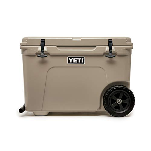 table Wheeled Cooler, Tan ()