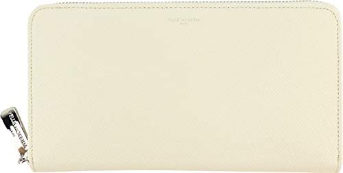 [PELLE MORBIDA ペッレモルビダ] ラウンドジップ 長財布 PMO-BA302 WHT(ホワイト)