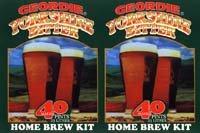 - Geordie Yorkshire Bitter 40 pints - Homebrew Beermaking 23L