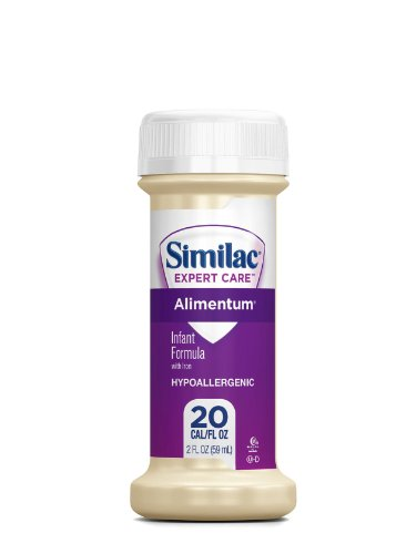 DSS Similac Alimentum Hypo Ready to Feed Infant Formula 2OZ (Case of 48)