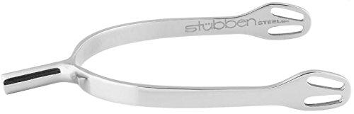 Stubben STEELtec Stainless Steel Spurs 35 mm