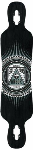 Arbor Genesis Koa Longboard Deck, 44-Inch