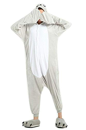 Abyed® Leone Costume Attrezzatura Halloween Anime Marino Cosplay Kigurumi Pigiama 6xqar6ZO