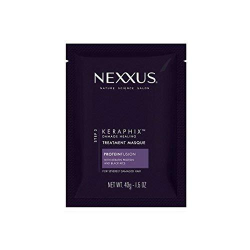 Nexxus Keraphix Second Step Severe Damage Hair Masque, 1.5 oz (Pack of 2)