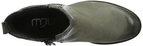Mjus 164204-0301-6321, Zapatillas de Estar por Casa para Mujer Gris - Grau (pepe)
