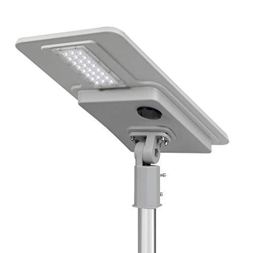 Commercial Solar Light Post in US - 6