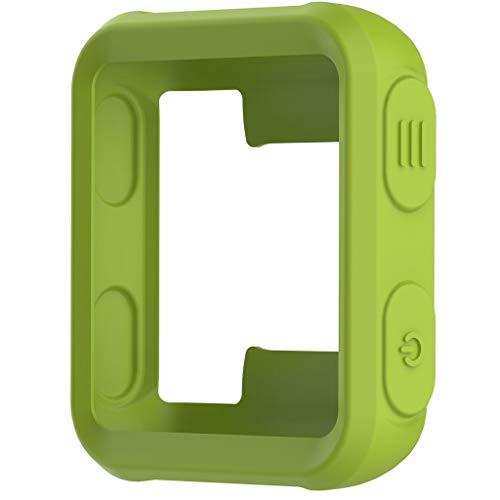 Für Garmin Forerunner 35 Schutzhülle,Colorful Soft Silikon Ultra dünn TPU Hülle Case Schutz für Garmin Forerunner 35…