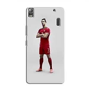 Cover It Up - Ronaldo Attitude A7000 / K3 Note Hard Case