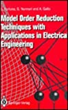 Model Order Reduction Techniques with Application in Electrical Engineering 9780387197616