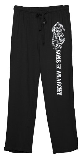 Sons of Anarchy Grim Reaper Lounge Pants (Medium)