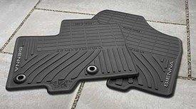 genuine toyota sienna floor mats - 3