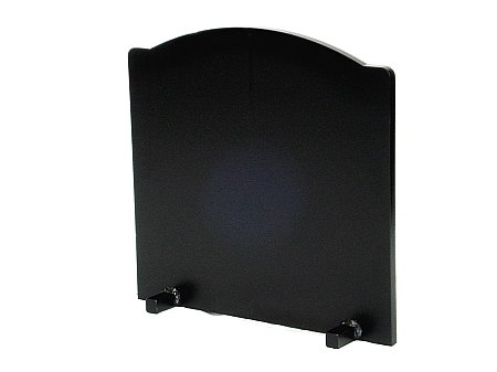 Grate Wall of Fire Model SDHM-4 Super Duty Heat Master Fireback 16'' Wide, 15 1/2'' Tall, 1'' Thick! by Grate Wall of Fire
