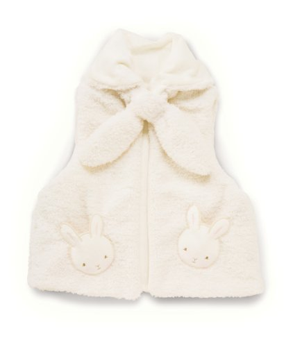 Cute Easter Bunny Vest for Babies - 3 - 6 months