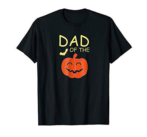 Halloween First Birthday Dad T Shirt -