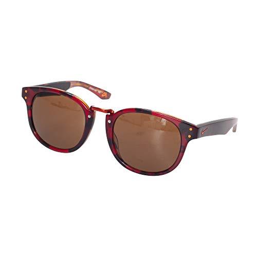 Nike Golf Achieve Sunglasses, Team Red Tortoise/Total Orange Frame, Brown Lens ()