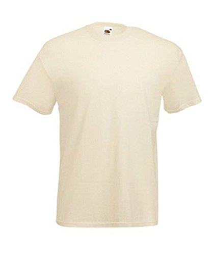 white 0 Homme The Of natural Fruit lot T Off Loom shirt 3 De AxOWwvU