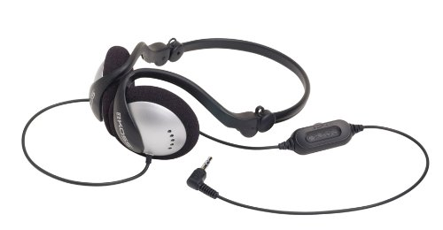 Koss KSC17 Streetstyle Collapsible  Headphone with Volume Control