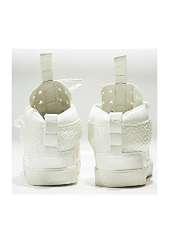 Magic Custom - Baskets Sneakers Top Gun White - Blanc - 45